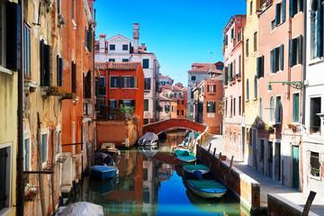 traitional Venice house, Italy