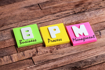post-it acronym : BPM