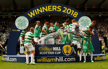 Scottish Cup Final - Celtic vs Motherwell