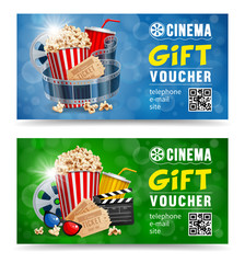 Cinema Gift Voucher
