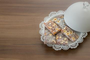 Traditional Turkish Delights Cezerye