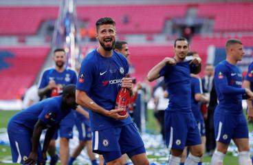 FA Cup Final - Chelsea vs Manchester United