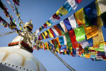 stupa katmandu nepal