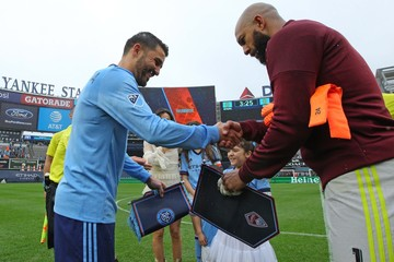 MLS: Colorado Rapids at New York City FC