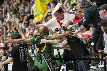 MLS: Los Angeles FC at Portland Timbers