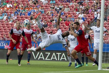 MLS: Vancouver Whitecaps at FC Dallas