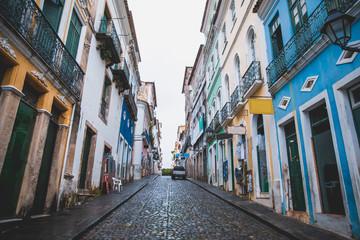 Pelourinho in Bahia, Salvador - Brazil