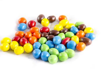 round hard candy