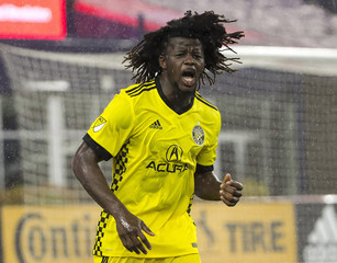 MLS: Columbus Crew at New England Revolution