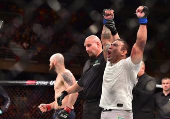 MMA: UFC Fight Night-Cummings vs Prazeres