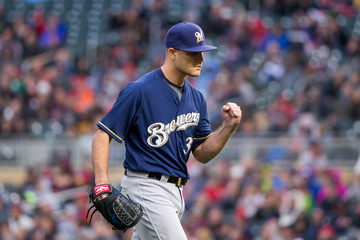 MLB: Milwaukee Brewers at Minnesota Twins