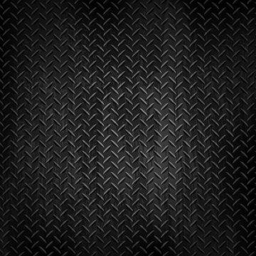 Dark metal background.Vector illustration