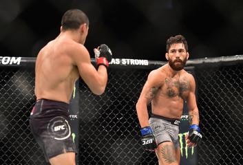MMA: UFC Fight Night-Rivas vs Cannetti