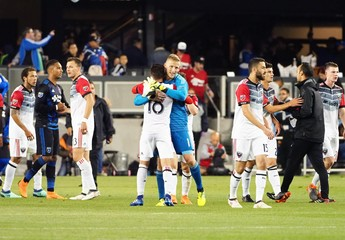 MLS: D.C. United at San Jose Earthquakes