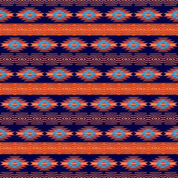 Southwestern navajo ethnic pattern