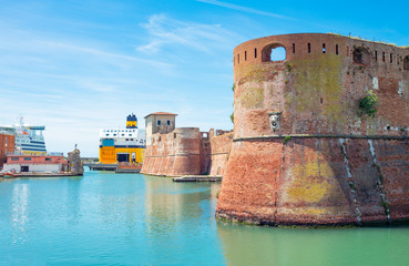 Livorno and the life with the sea