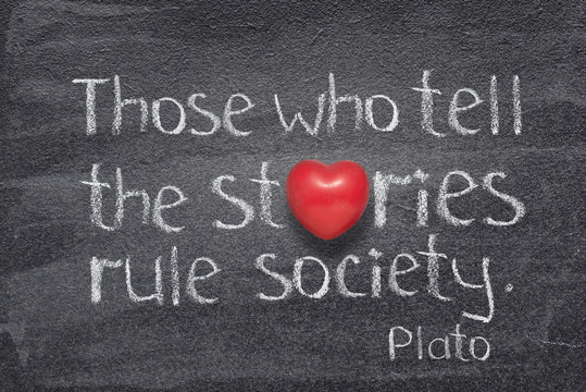 tell stories heart