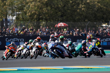 Moto3 - French Grand Prix