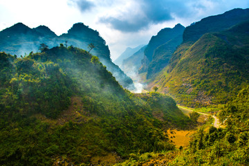 Ha Giang, north extreme loop, North Vietnam, the northern loop
