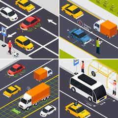 Autonomous Vehicle 2x2 Design Concept