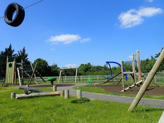 Community Play Area, Mill End, Hertfordshire