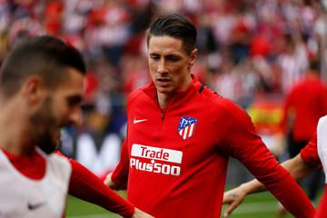 La Liga Santander - Atletico Madrid vs Eibar