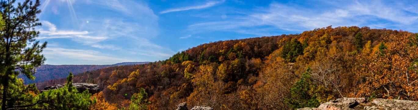 Fall At Pedestal Rock