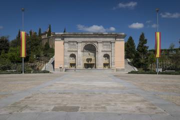 Fuente de Ventura Rodríguez o de Los tres caños (Boadilla del Monte, Madrid)