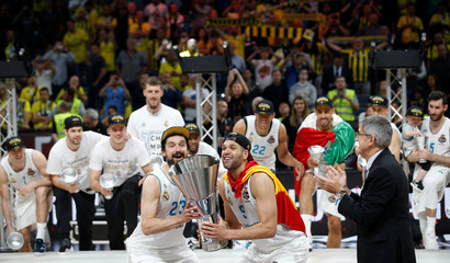 Euroleague Final Four Final - Real Madrid vs Fenerbahce Dogus Istanbul