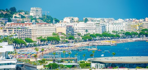 City of Cannes France
