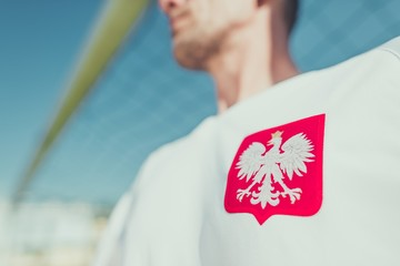 Polish Player Eagle Emblem