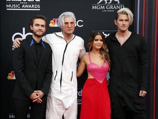 2018 Billboard Music Awards – Arrivals – Las Vegas