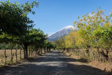 Volcan Concepción, Ometepe, Nicaragua