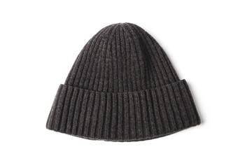 Woolen knitted hat