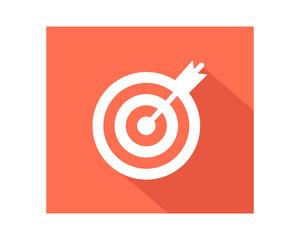 dart board business company web corporation image vector icon symbol