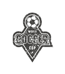 Emblem for soccer team