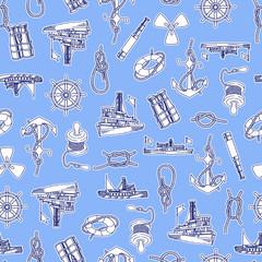 働く船のパターン,