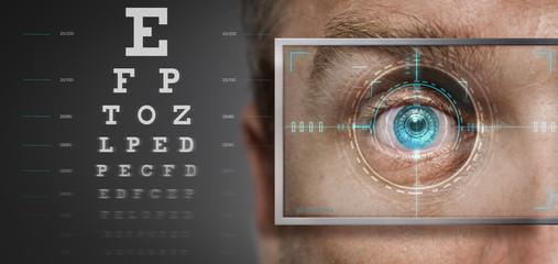 ophthalmology  eye doctor test