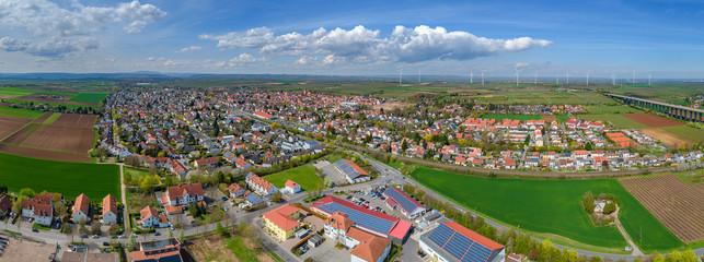 Luftbild Pfeddersheim
