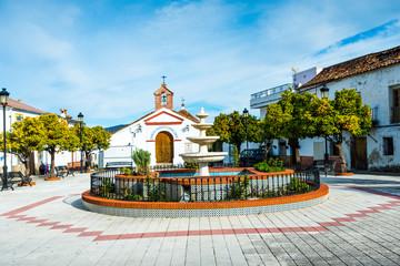 Ermita del Santo Cristo de la Vera Cruz, Benarraba, Andalusia, Spain