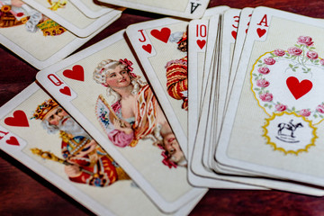 Vintage 1930s Playing Cards