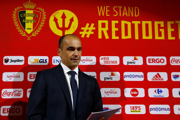 FIFA World Cup - Belgium World Cup Squad Announcement