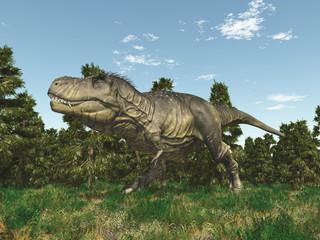 Dinosaurier Tyrannosaurus Rex
