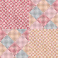 사각 패턴