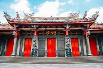 Hsing Tian Kong (Xingtian Temple) in Taipei, Taiwan