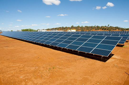 Solar Power Station - Australia