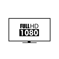 fullhd 1080p vector