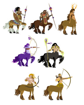centaur magical characters