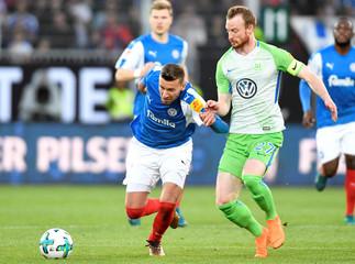 Bundesliga Promotion/Relegation Playoff Second Leg - Holstein Kiel vs VfL Wolfsburg