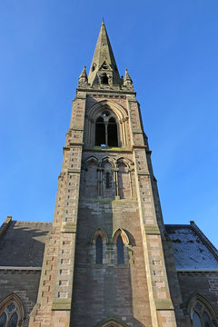 St Matthew's Church of Scotland, Perth